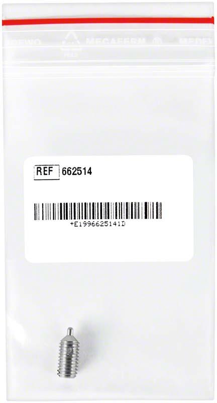 Registrierspitze kurz z. Set10 St