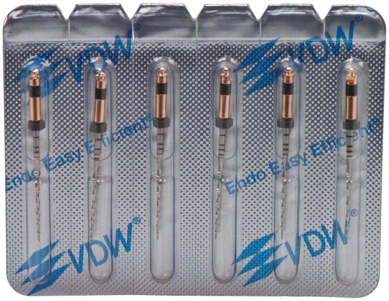 RECIPROC®  Packung  6 Stück 25 mm ISO 040