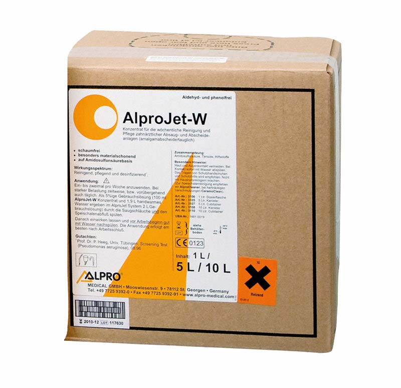 AlproJet-W  Cubitainer  10 Liter