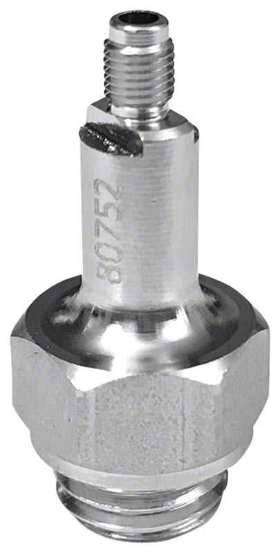 Adapter für Spitzen  Stück  M3 x 0,35 mm, Außengewinde