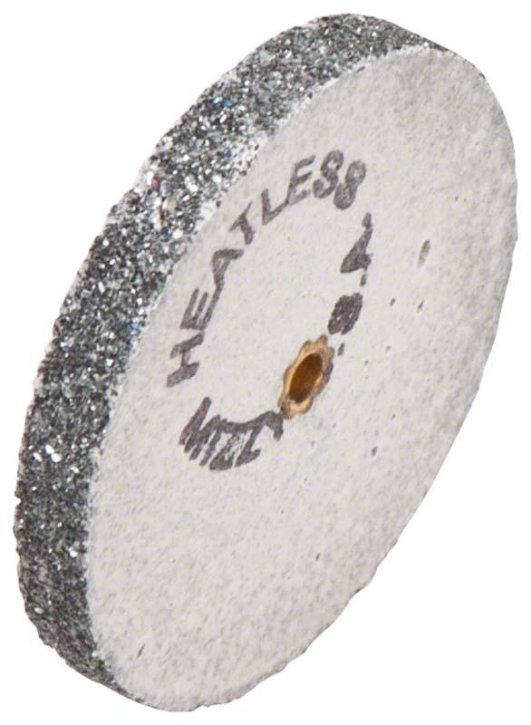 Heatless Steine  Stück  Ø 25 mm, 3 mm, max. Geschwindigkeit 15.000 U\min.