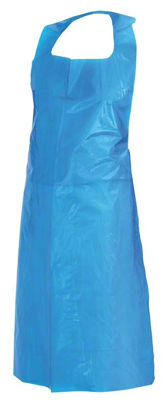 Omni PE Schürze  Packung  50 Stück blau, 75 x 125 cm