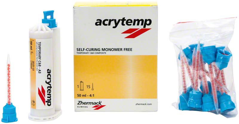 acrytemp  Packung  50 ml, A3