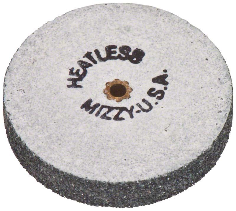 Heatless Steine  Stück  Ø 25 mm, 5 mm, max. Geschwindigkeit 15.000 U\min.