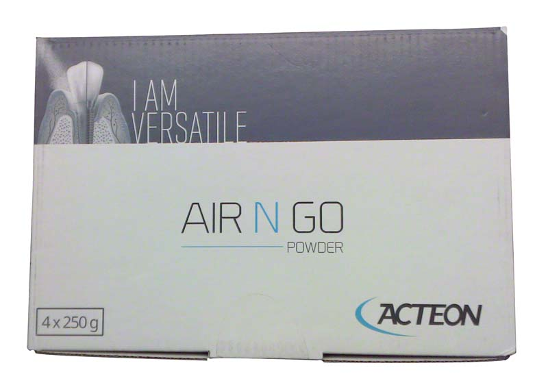 AIR-N-GO   CLASSIC    Karton  4 x 250 g sortiert