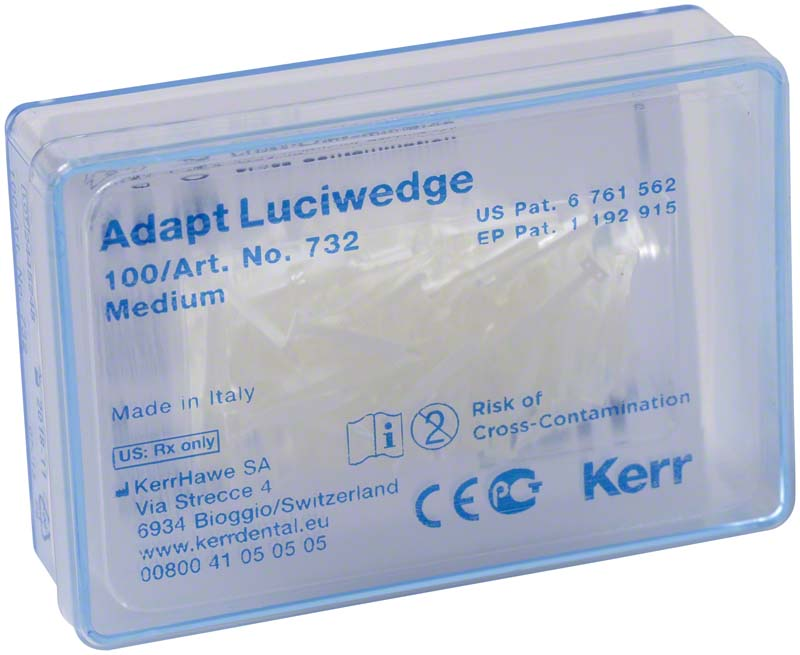 Adapt Luciwedge  Packung  100 Stück medium