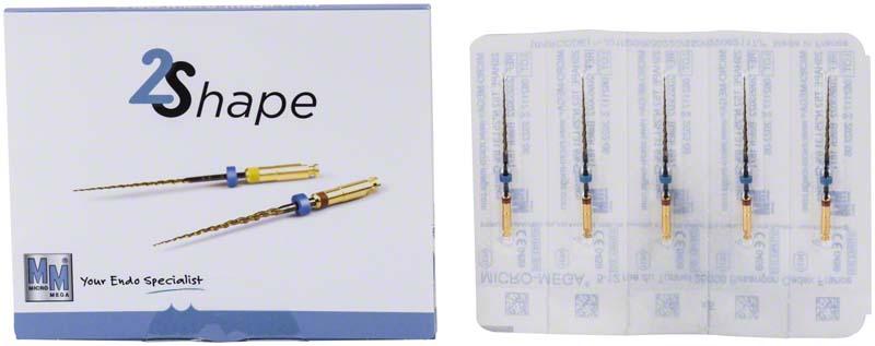 2Shape B5  Packung  5 Stück 31 mm, TS2, n25