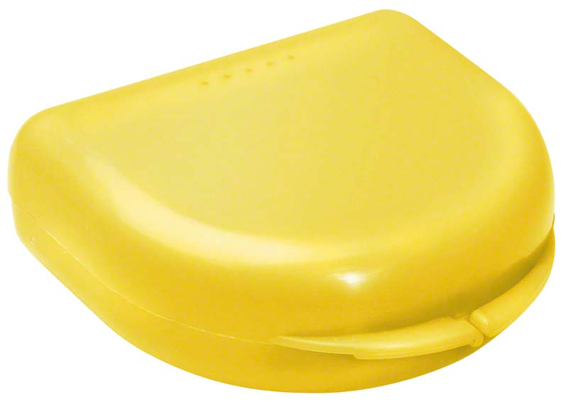 Omni Schienendosen  Stück  für Erwachsene gelb