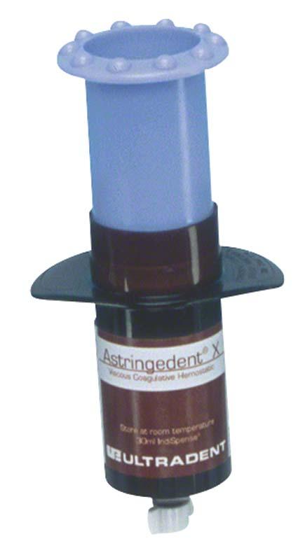 Astringedent X  Packung  30 ml IndiSpense-Spritze