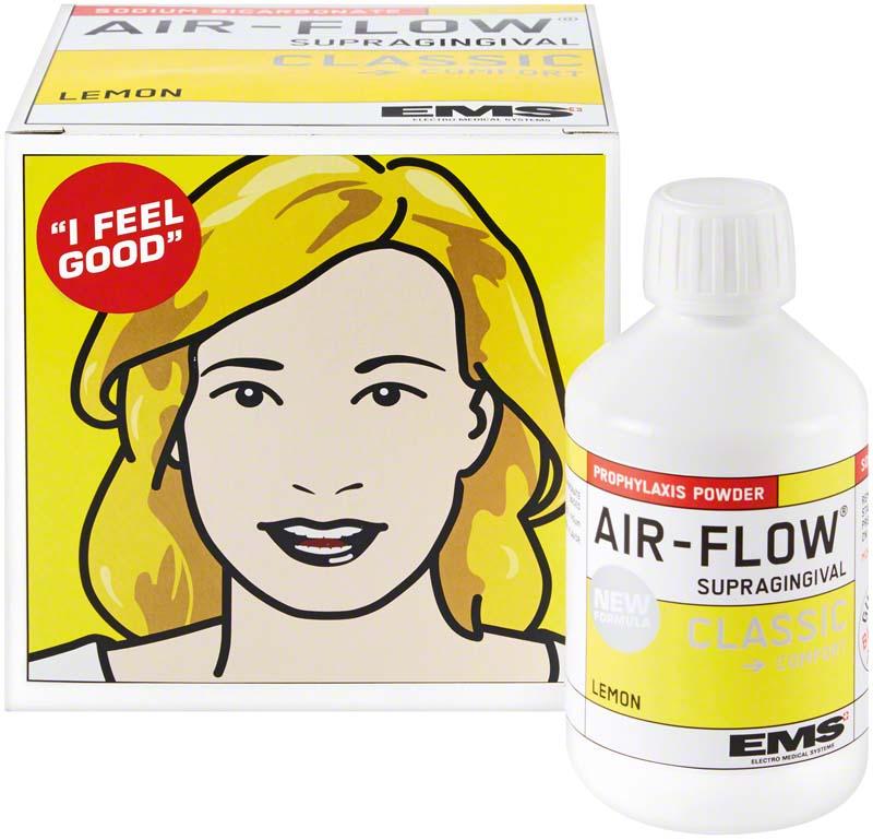 AIRFLOW® Classic  Karton  4 x 300 g Lemon