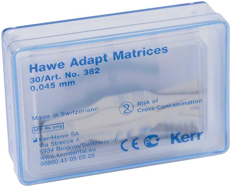 Adapt Matrizen  Nachfüllpackung  30 Matrizen Stärke 0,045 mm dick, Form 382
