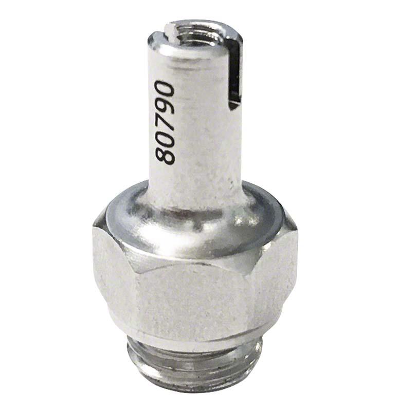 Adapter für Spitzen  Stück  M3 x 0,5 mm, Innengewinde