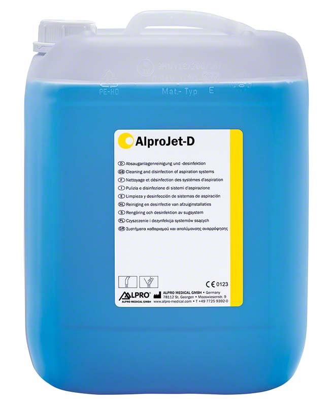 AlproJet-D  Kanister  10 Liter ohne Auslaufhahn