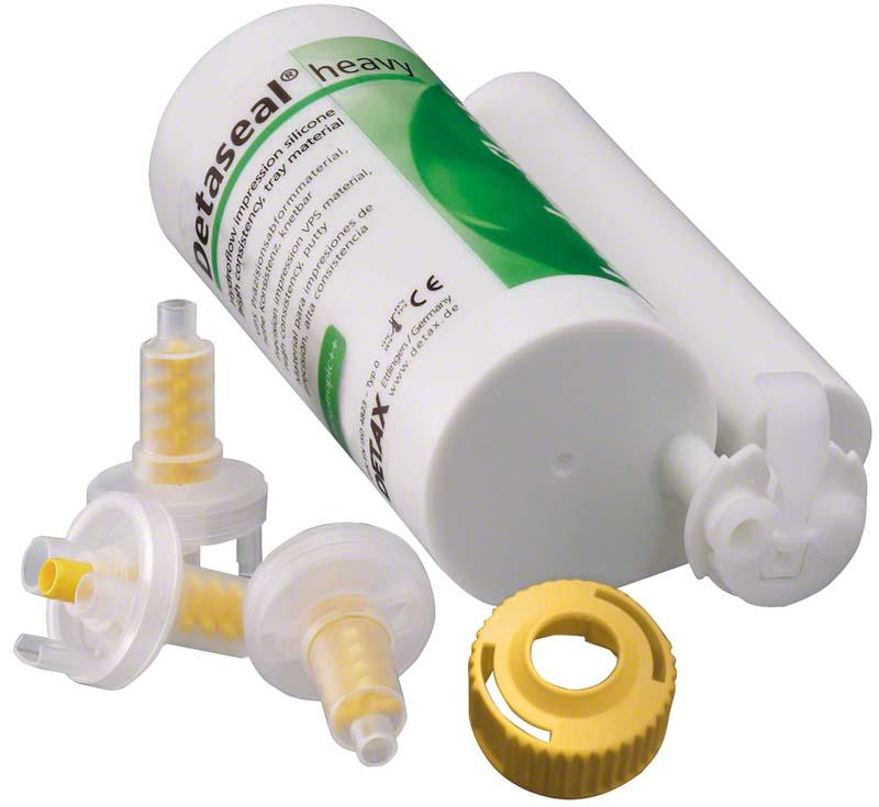 Detaseal® hydroflow heavy  Jumbopackung  380 ml Doppelkartusche, Zubehör