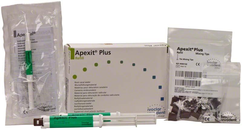 ApexCal®  Promopack  Apexit Plus und ApexCal