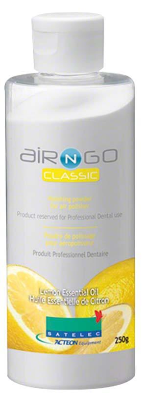 AIR-N-GO   CLASSIC    Karton  4 x 250 g Zitrone