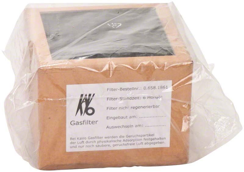 Absauganlagen Filter  Stück  Adsorptionsfilter (Kunststoff)