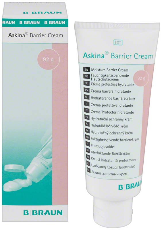 Askina® Barrier Cream  Tube  92 g