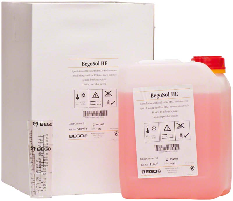 BegoSol® HE  Kanister  5 Liter für den Winter
