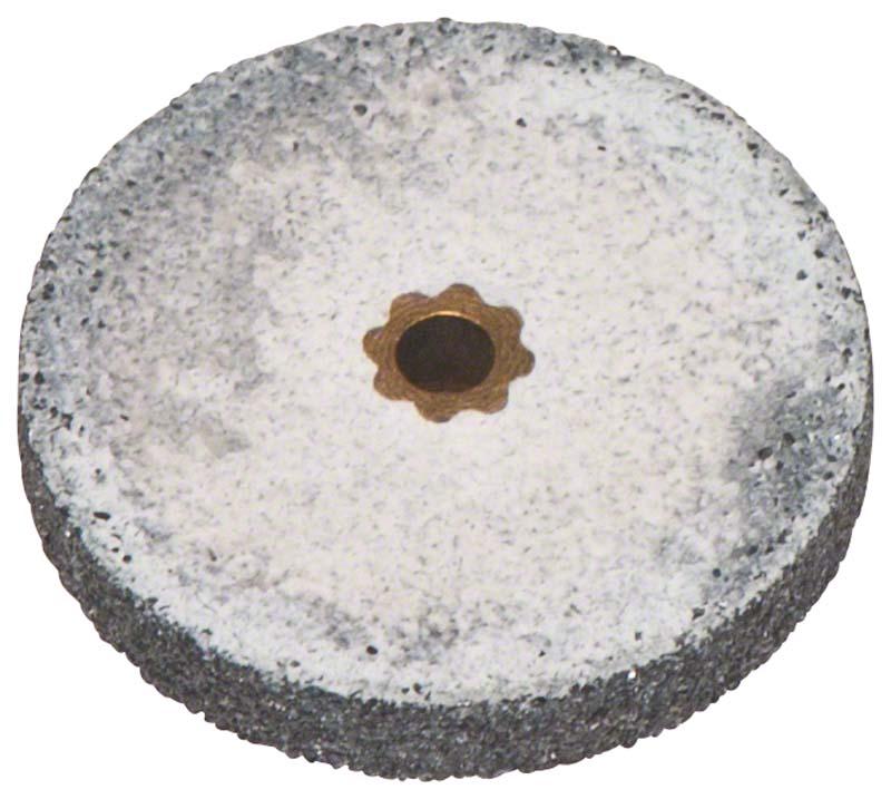Heatless Steine  Stück  Ø 16 mm, 2 mm, max. Geschwindigkeit 30.000 U\min.