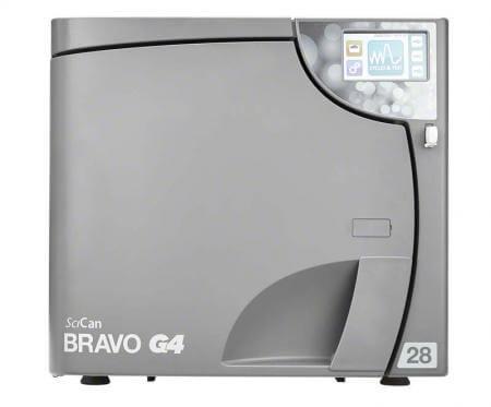 BRAVO G4 28 l Kammerautoklav Sterilisator Praxis