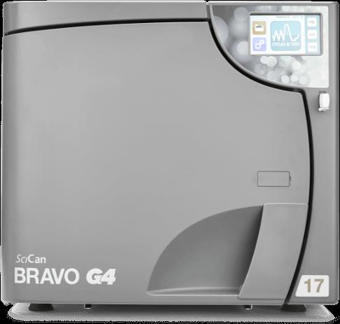 BRAVO G4 17 l Kammerautoklav Sterilisator Praxis