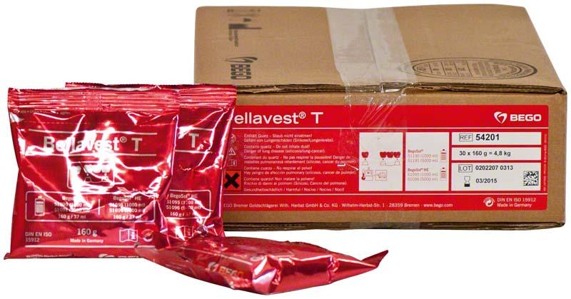 Bellavest® T  Karton  30 x 160 g Beutel ohne Flüssigkeit
