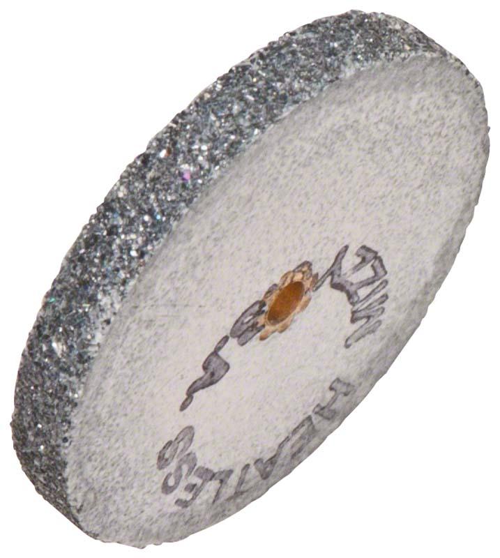 Heatless Steine  Stück  Ø 22 mm, 3 mm, max. Geschwindigkeit 20.000 U\min.