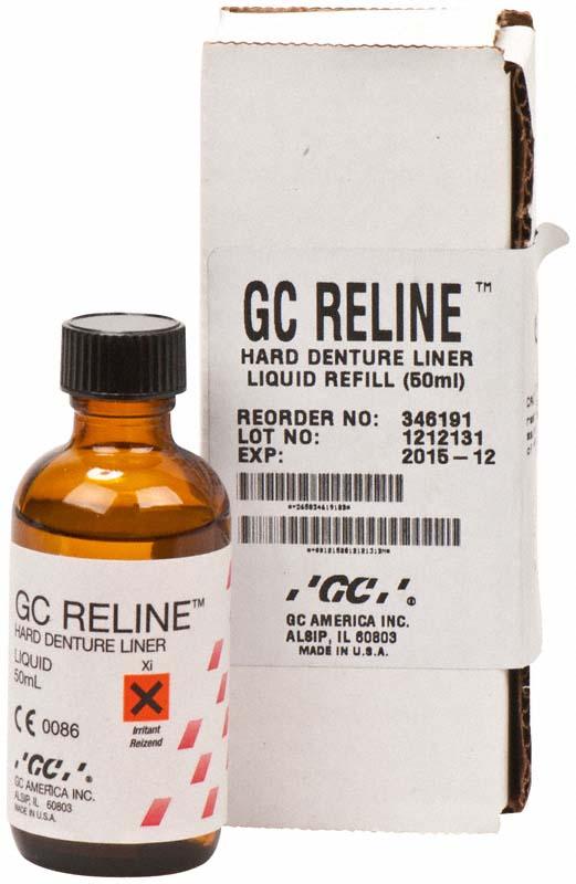 GC RELINE™  Flasche  50 ml Flüssigkeit