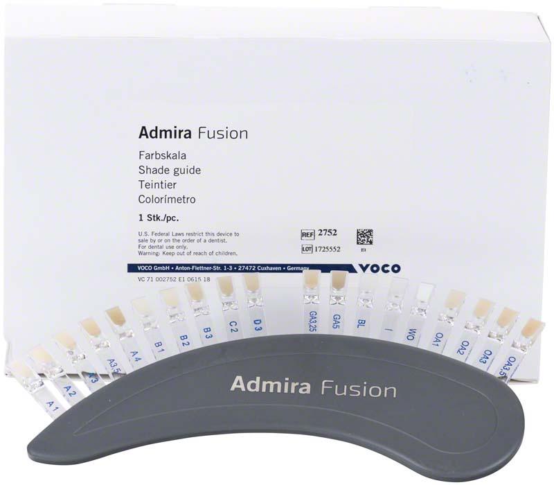 Admira® Fusion Farbskala  Stück