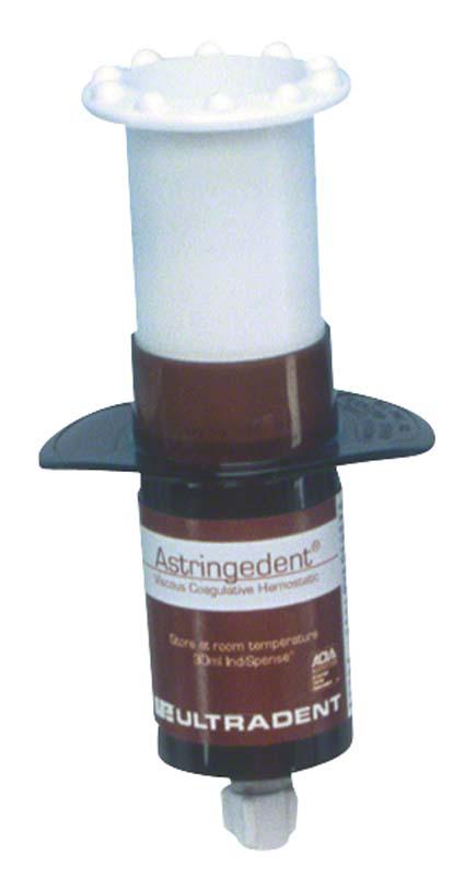 Astringedent  Packung  30 ml IndiSpense-Spritze