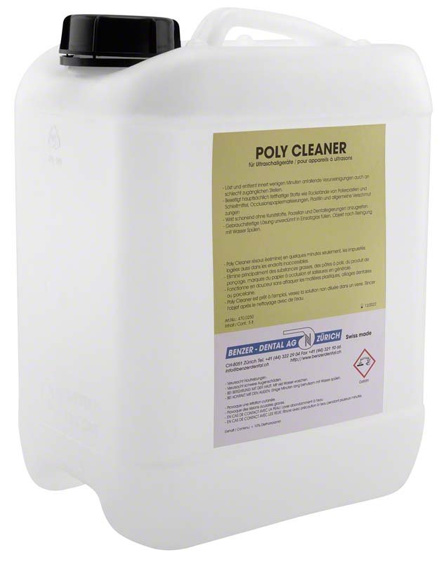 Poly Cleaner  Kanister  5 l
