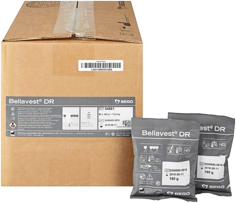 Bellavest® DR  Karton  80 x 160 g Beutel