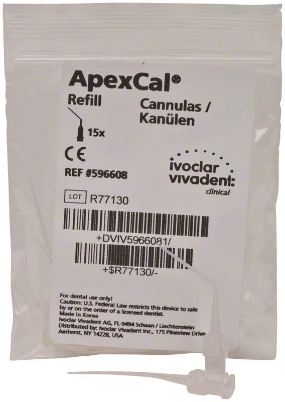 ApexCal® Kanülen  Packung  15 Stück