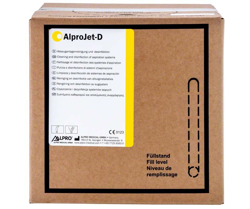 AlproJet-D  Cubitainer  10 Liter ohne Cubihahn