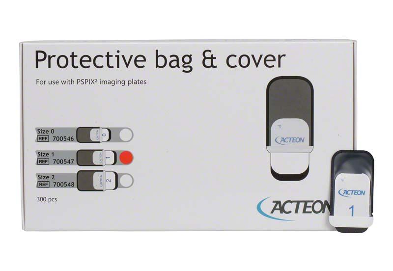 Biss-Schutzhüllen für PSPIX 2  Packung  300 Schutzhüllen Größe 1