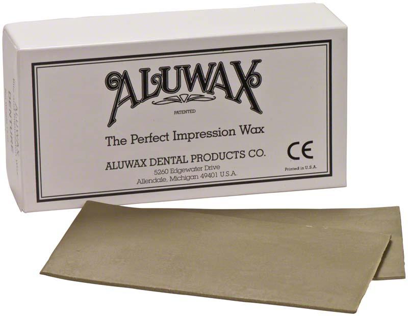 Aluwax Denture  Packung  420 g