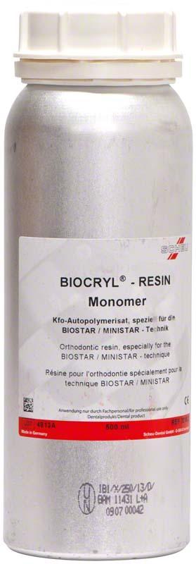 BIOCRYL®-RESIN  Packung  500 ml Monomer