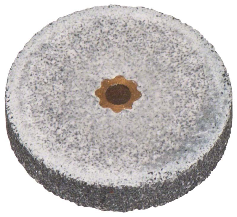 Heatless Steine  Stück  Ø 16 mm, 3 mm, max. Geschwindigkeit 30.000 U\min.