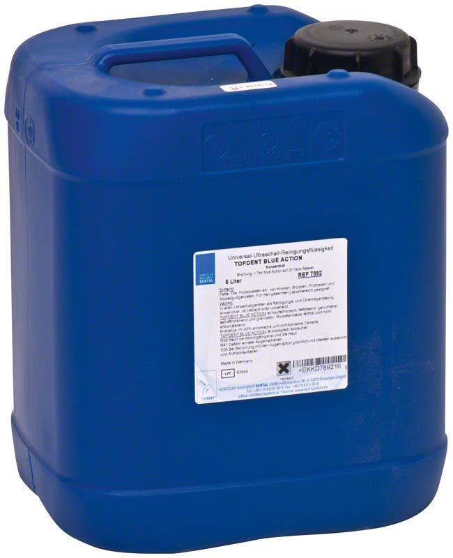 TOPDENT Blue Action  Kanister  5 l